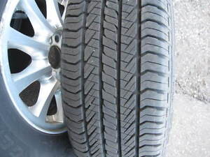 215/70/15 Mud and Snow tires with or without rims Kitchener / Waterloo Kitchener Area image 2