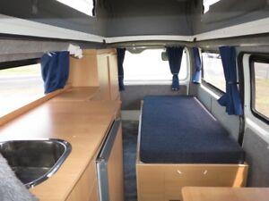 2009 Toyota Hiace Camper – TURBO DIESEL - AUTO