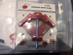 Precision 90 degree mitre clamp - BNIB
