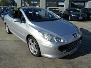 2006 Peugeot 307 MY06 Upgrade CC Dynamic Silver 4 Speed Tiptronic Cabriolet Victoria Park Victoria Park Area Preview