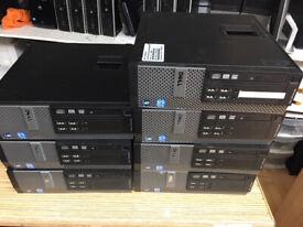 HP z620 2x E5-2670 CPU, 32GB Ram, New 240gb SSD, 1TB HDD, Quadro