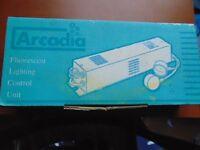Arcadia Flourescent Lighting Control Unit