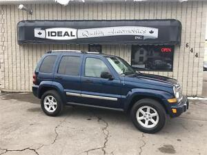 2005 Jeep Liberty Limited London Ontario image 1