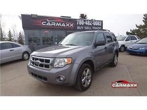 2008 Ford Escape XLT LEATHER LOADED!