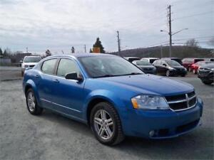 ONE OWNER! 2008 Dodge Avenger SXT - with HEATED SEATS, 127000KM