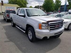 2013 GMC 1500 SL  EXT/CAB 4X4 NEVADA EDT-MECHANICALLY 100%