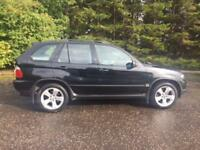 2005 54 BMW X5 3.0 SPORT 24V 5D 228 BHP AUTO