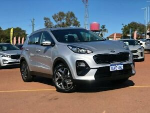 2019 Kia Sportage QL MY19 Si 2WD Premium Silver 6 Speed Sports Automatic Wagon Melville Melville Area Preview