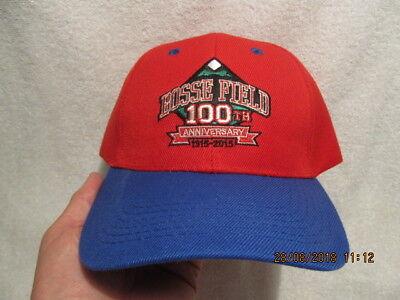 c3d14a08b Baseball Cap Souvenir of Bosse Field's 100th Anniversary 1915-2015  Evansville IN