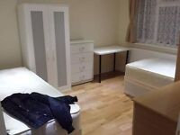 F HUGE AND CHEAP DOUBLE ROOM IN NEASDEN!! ALL BILLS ARE INCLUDED!!FREE WI-FI!!