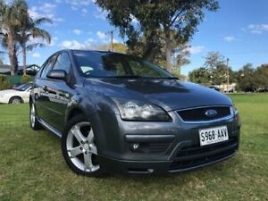 2006 Ford Focus LS Zetec Grey 5 Speed Manual Hatchback Somerton Park Holdfast Bay Preview