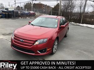 2012 Ford Fusion SE STARTING AT $93.02 BI-WEEKLY