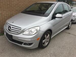 2007 Mercedes-Benz B-Class B200 * ALLOYS * POWER WINDOWS & LOCKS