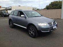 2004 Volkswagen Touareg TDI Grey Automatic Wagon Bunbury 6230 Bunbury Area Preview