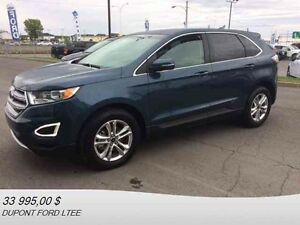 2016 FORD EDGE FWD SEL