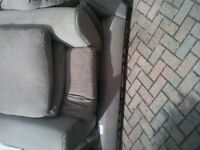 ** FREE ** Two seater sofa and chair