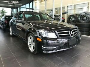 2014 Mercedes Benz C-Class C 300, POWER HEATED LEATHER SEATS, SK