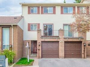 Beautiful Town House for Rent @ Don Mills and Steeles