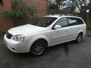 2009 Holden Viva Wagon Oakleigh Monash Area Preview