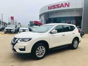 2020 Nissan X-Trail T32 Series III MY20 ST X-tronic 2WD White 7 Speed Constant Variable Wagon Hoppers Crossing Wyndham Area Preview