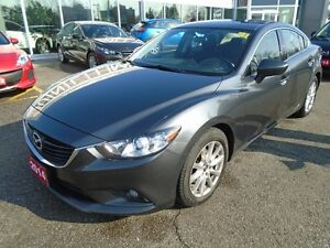2014 Mazda Mazda6 **BLIND SPOT MONITORING, SUNROOF, HEATED SEATS