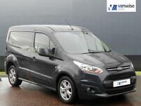 2014 Ford Transit Connect 200 LIMITED P/V Diesel blue Manual
