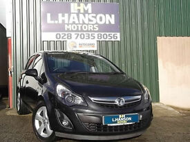 Vauxhall/Opel Corsa 1.3CDTi 16v ( 75ps ) ecoFLEX ( s/s ) 2012.5MY SXi