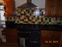 Kitchen Antique Pine Used Units & Worktops See List