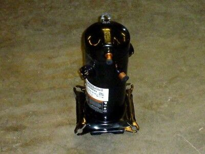 New Copeland Scroll Compressor Zps20k5e-pfv-130 208-230v Volts 1ph Phase R-410a