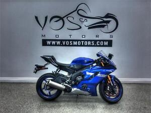 2017 Yamaha R6 ABS- Stock#V2903NP- No Payments For 1 Year**