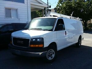 2012 GMC Savana 2500 EXTENDED! 0 DOWN $81 WEEKLY!
