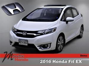 2016 Honda Fit EX (CVT)