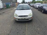 Ford Focus estate, starts and drives well, car located in Gravesend Kent, no MOT, any questions give