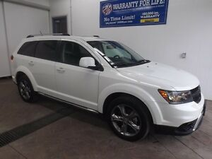 2016 Dodge Journey Crossroad LEATHER 7 PASS