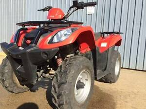 2014 Kymco MXU 150 Inman Valley Victor Harbor Area Preview