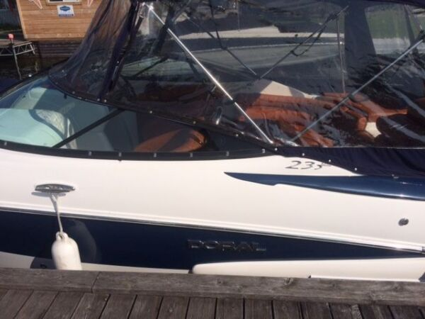 Used 2008 Doral Boats 235 Bow Rider