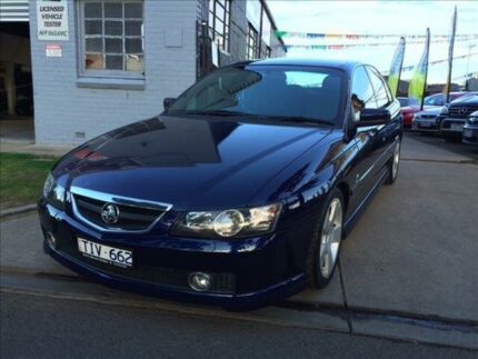2004 Holden Calais VY II VYII 4 Speed Automatic Sedan Brooklyn Brimbank Area Preview