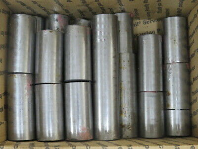 416 Stainless Steel 1-12 Round Bars Random Length 5 Foot 30lbs Total Lathe
