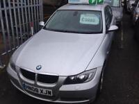 BMW 3 SERIES 330i SE [272] 4dr (silver) 2008