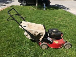 TORO 550 - WORKS GREAT
