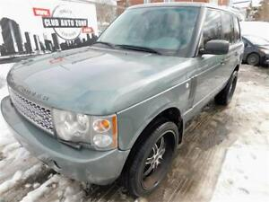 LAND ROVER RANGE ROVER HSE 2005 (NAVIGATION,BLUETOOTH, 4WD)