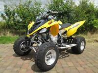 YAMAHA RAPTOR 700 2007 ROAD LEGAL ELECTRIC START QUAD BIKE
