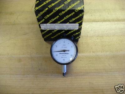 Indicator Brownsharpe .0005 Range .075 599-8226-510