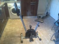 Exercise stationary bike £20 and step equipment for £15 - both for £30