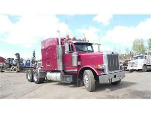 James Western Star - 2007 Peterbilt Tandem w/ Sleeper