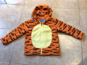 Tiger (Tigger) Halloween costume - 3-4 T