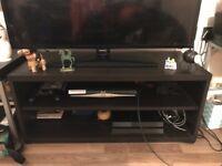 MOSJO TV bench , black-brown