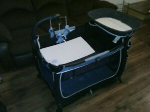 Playpen w/ changing table