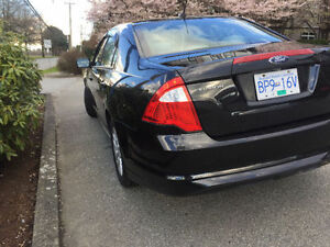 2010 Ford Fusion , 0 accidents, 7l/100 km . mint, local bc car