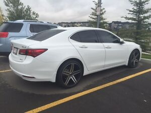 2015 Acura TLX Elite SH-AWD Sedan
